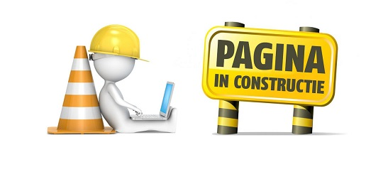 pagina in constructie finala